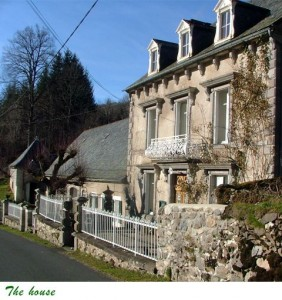 Maison  vendre  Condat, Cantal, Auvergne, avec Leggett Immobilier