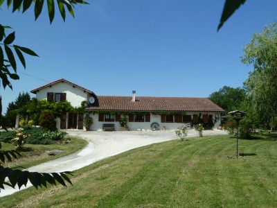 Maison  vendre  MIRAMONT LATOUR, Gers, Midi_Pyrenees, avec Leggett Immobilier